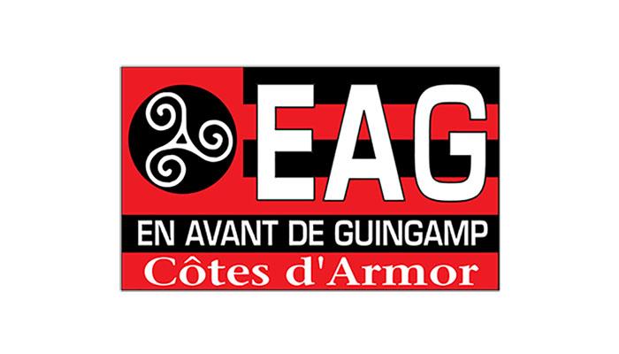 Logo Guingamp pour groupe