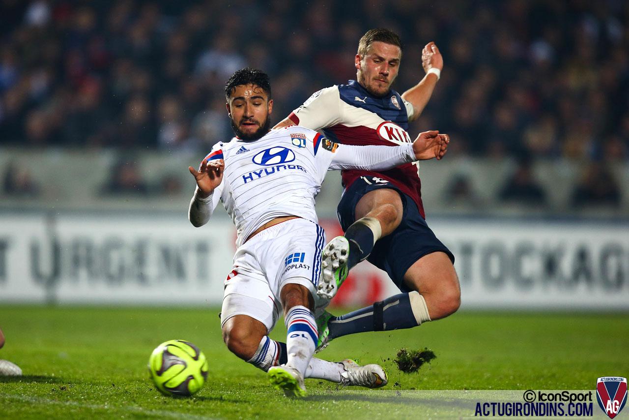 Goal Nabil Fekir