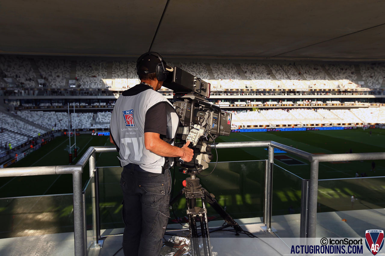 TV Nouveau Stade de Bordeaux