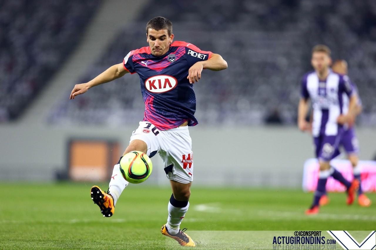 Toulouse FC v FC Girondins de Bordeaux - Ligue 1