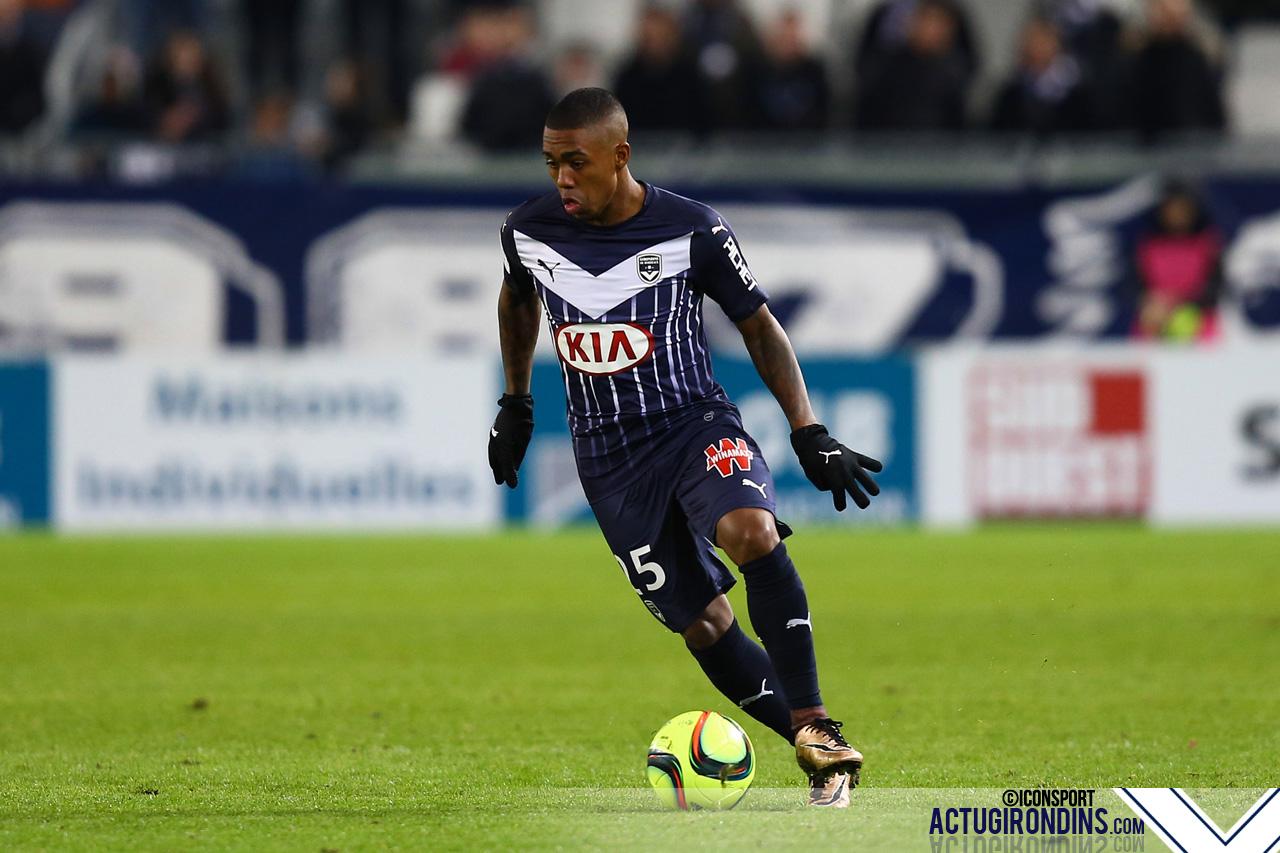 Malcom (05.03.16 - Girondins de Bordeaux - GFC Ajaccio)